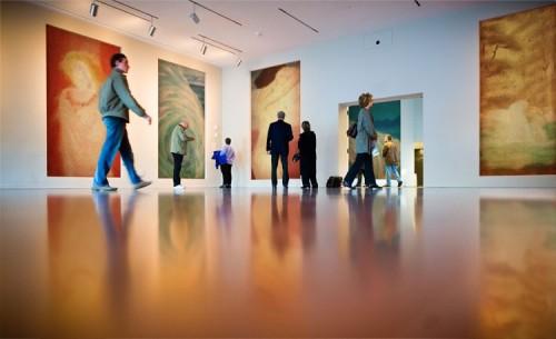 Kunstausstellung 2009